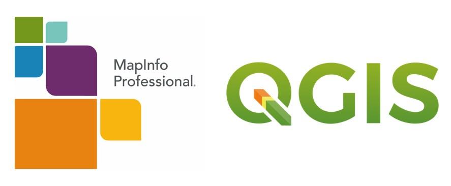 Mapinfo and QGIS training